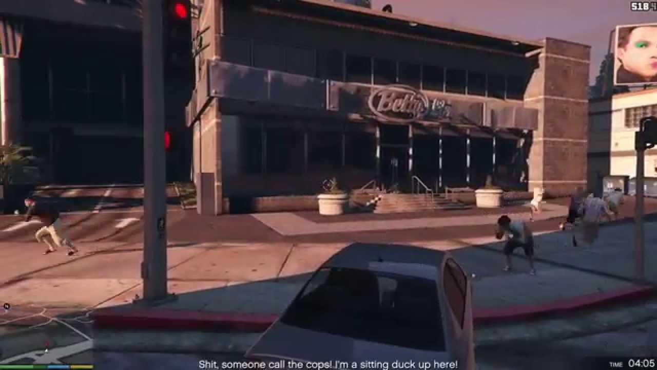 GTA V (PC) – gameplay 23