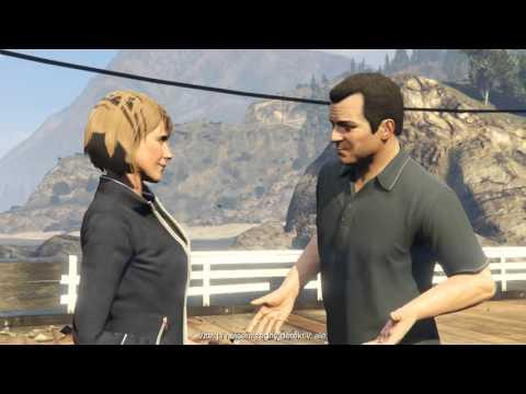 Grand Theft Auto V – hledání kousků roztříštěné ponorky #13