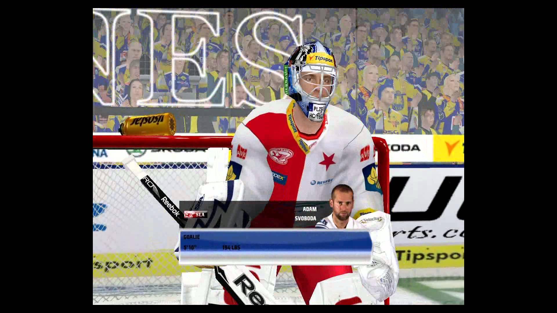 Slavia 2013/14 pro NHL 09