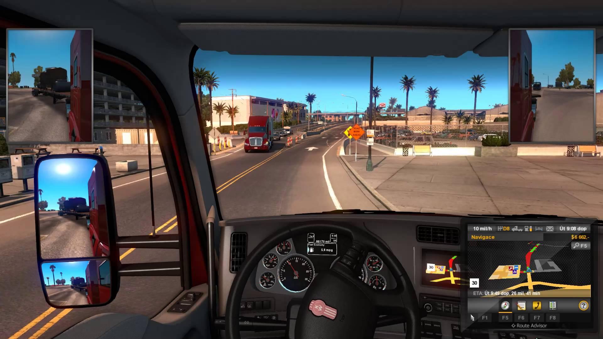 American Truck Simulator – #10