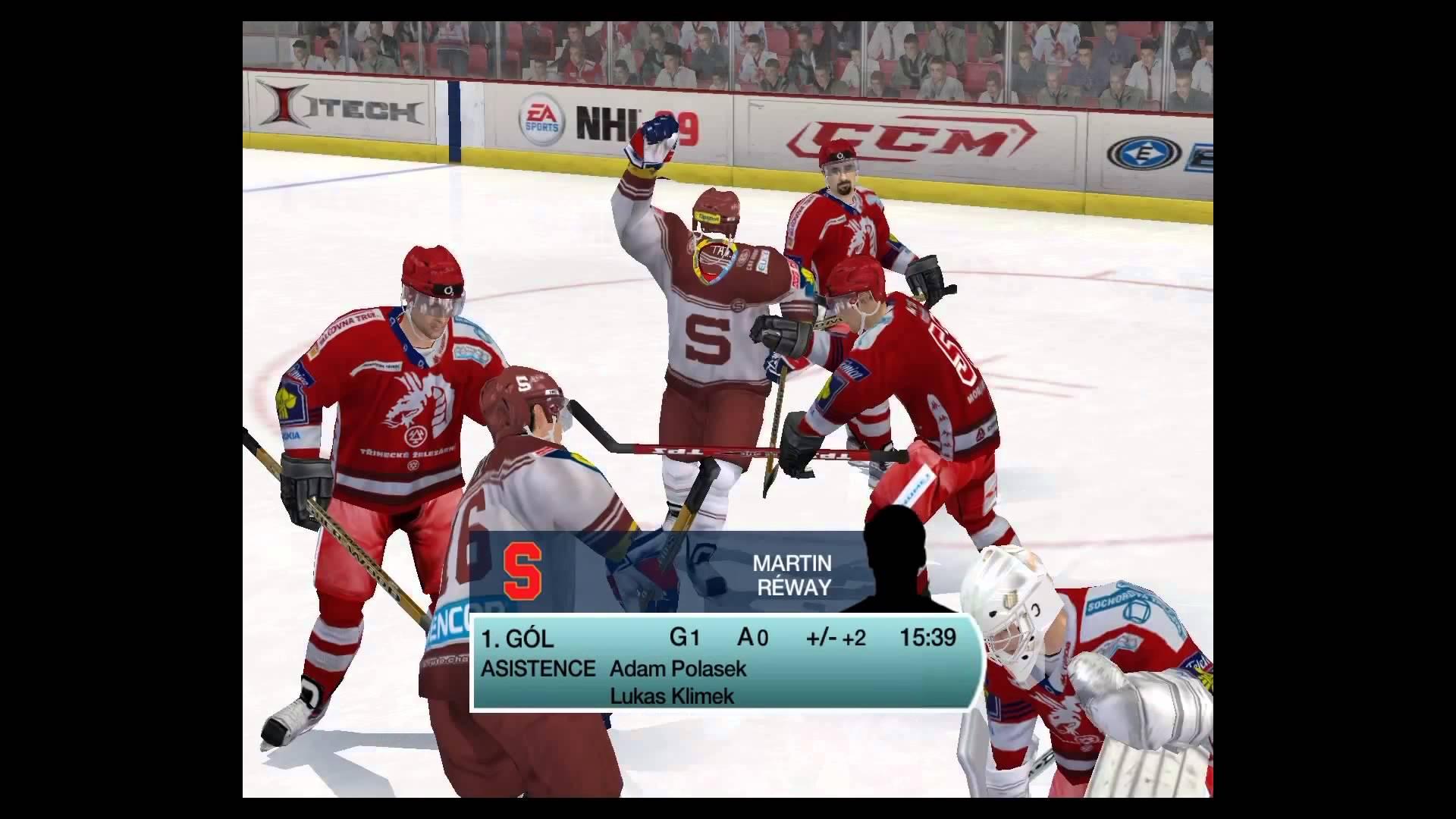NHL 16 (PC) – Gol týdne 02