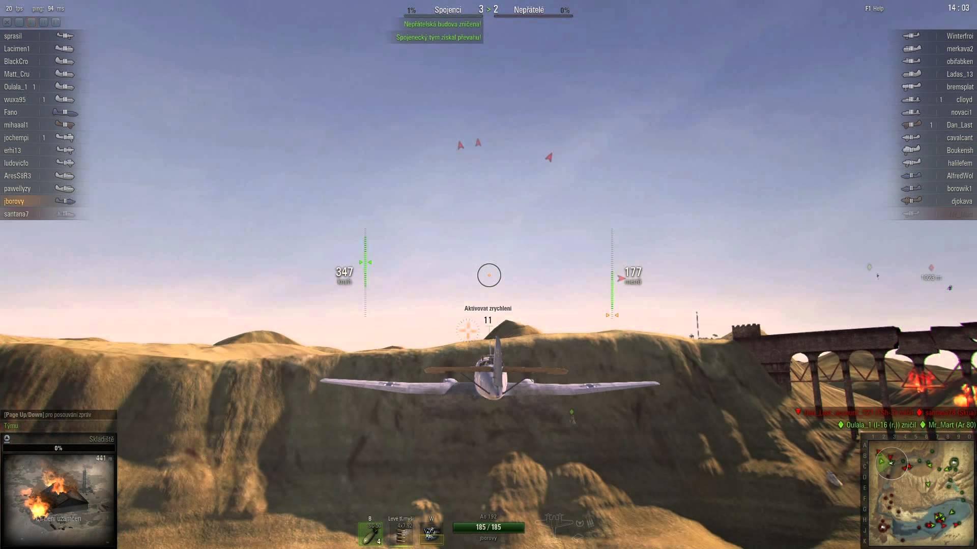 World of Warplanes 19