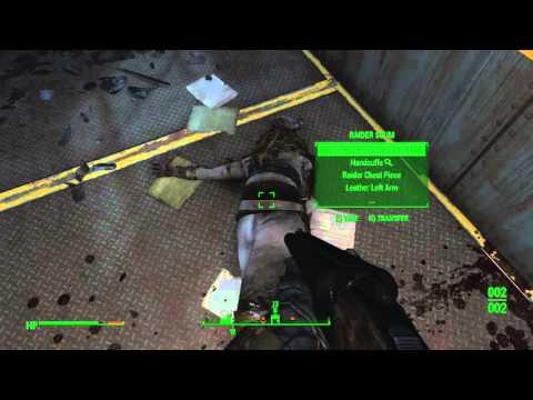 Fallout 4 – Walkthrough gameplay 11