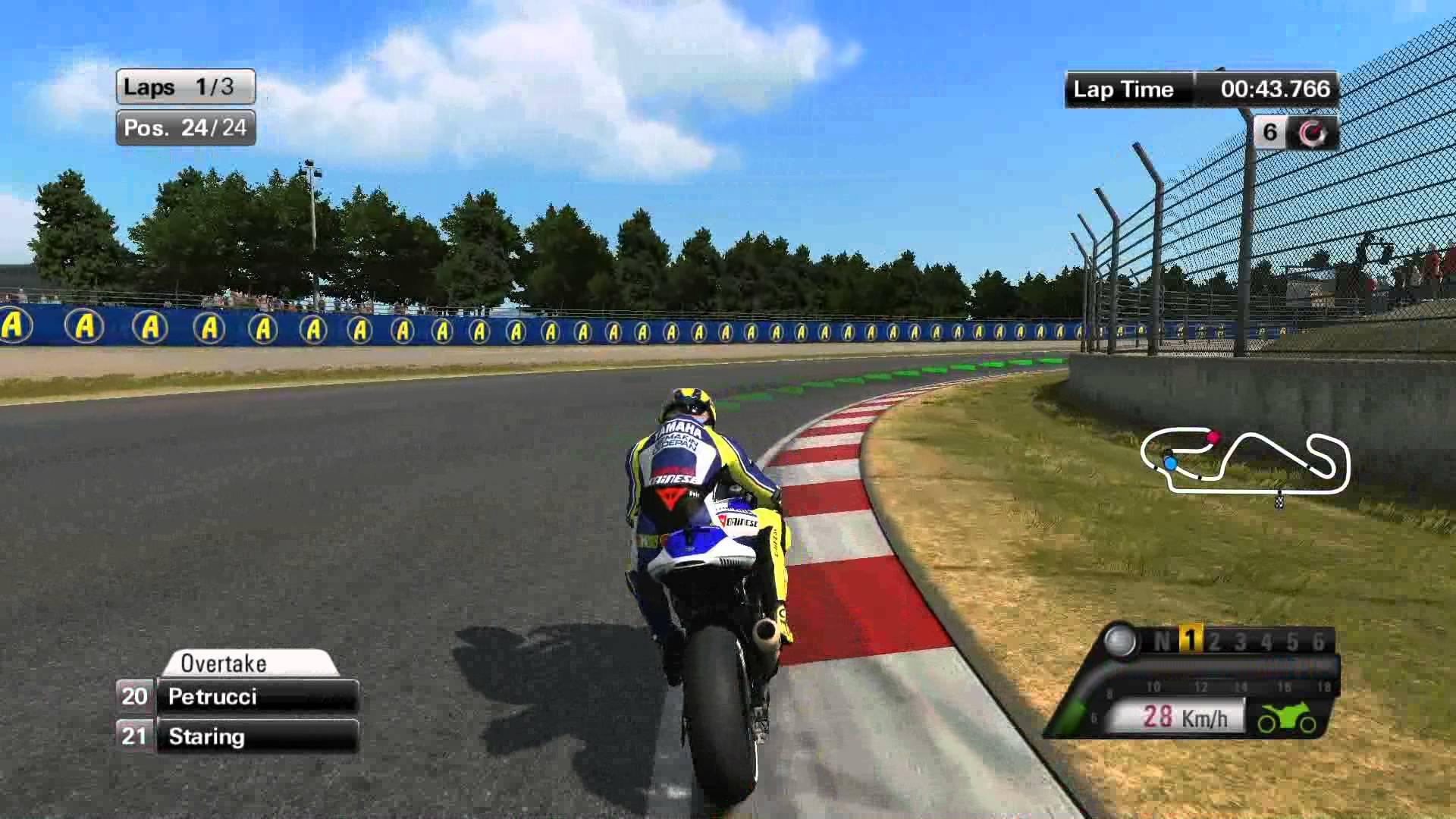 MotoGP Demo