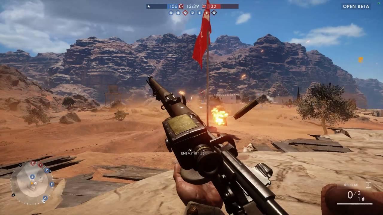 Battlefield 1 beta – #13