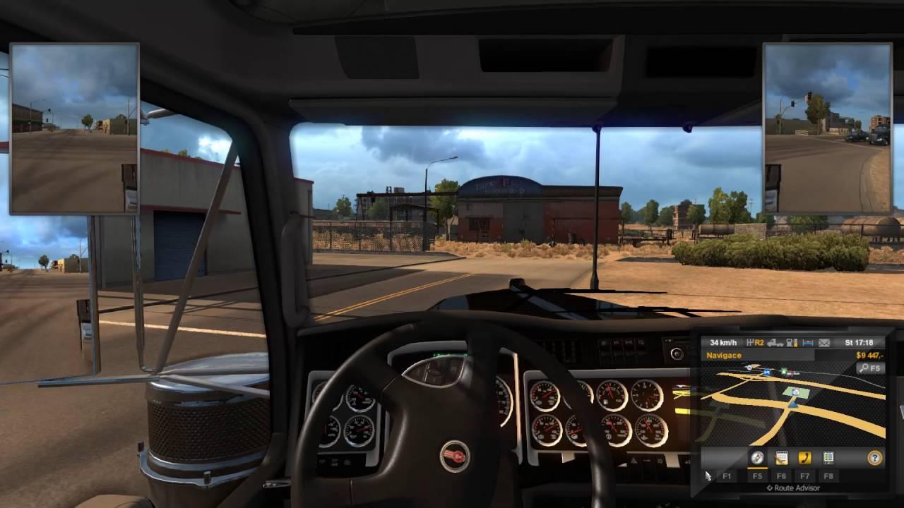 American Truck Simulator – aktualizace k 6.6.2016