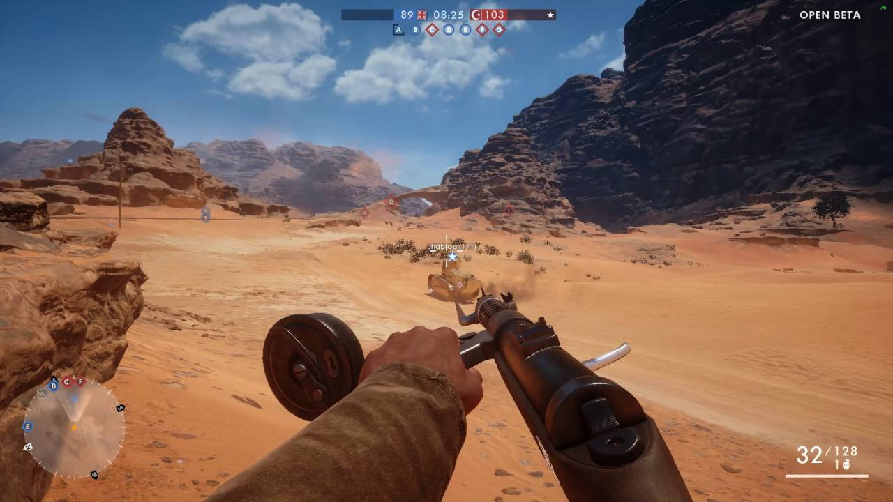 Battlefield 1 beta – #06