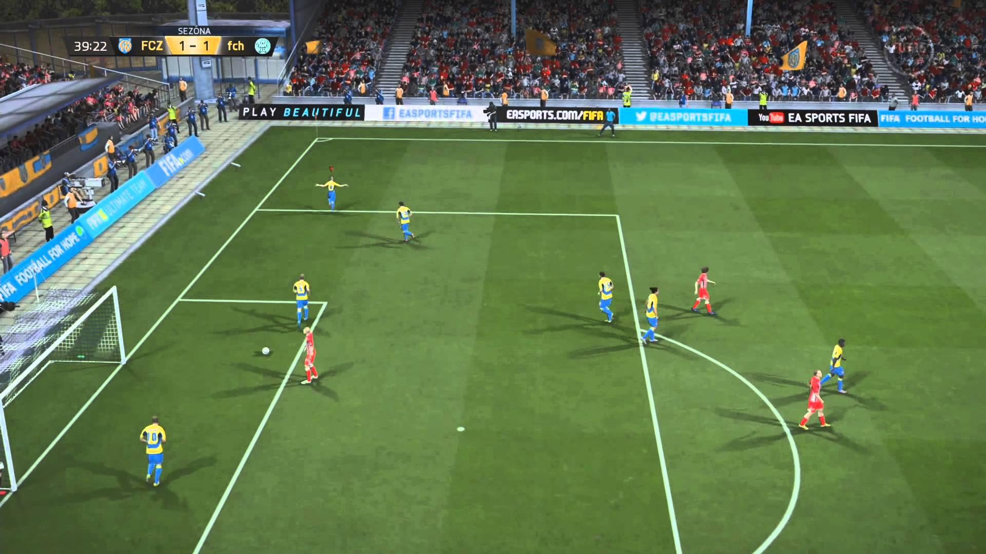 Fifa 16 – Můj gól týdne! (Ultimate Team™) – 02