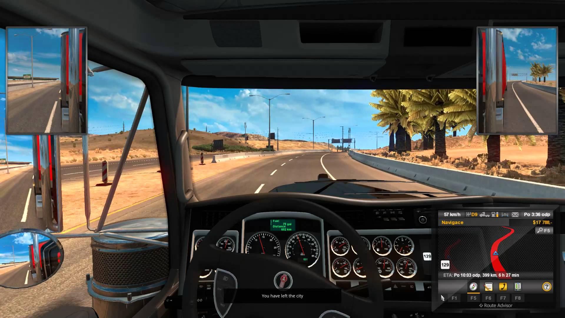 American Truck Simulator  – multiplayer – #01