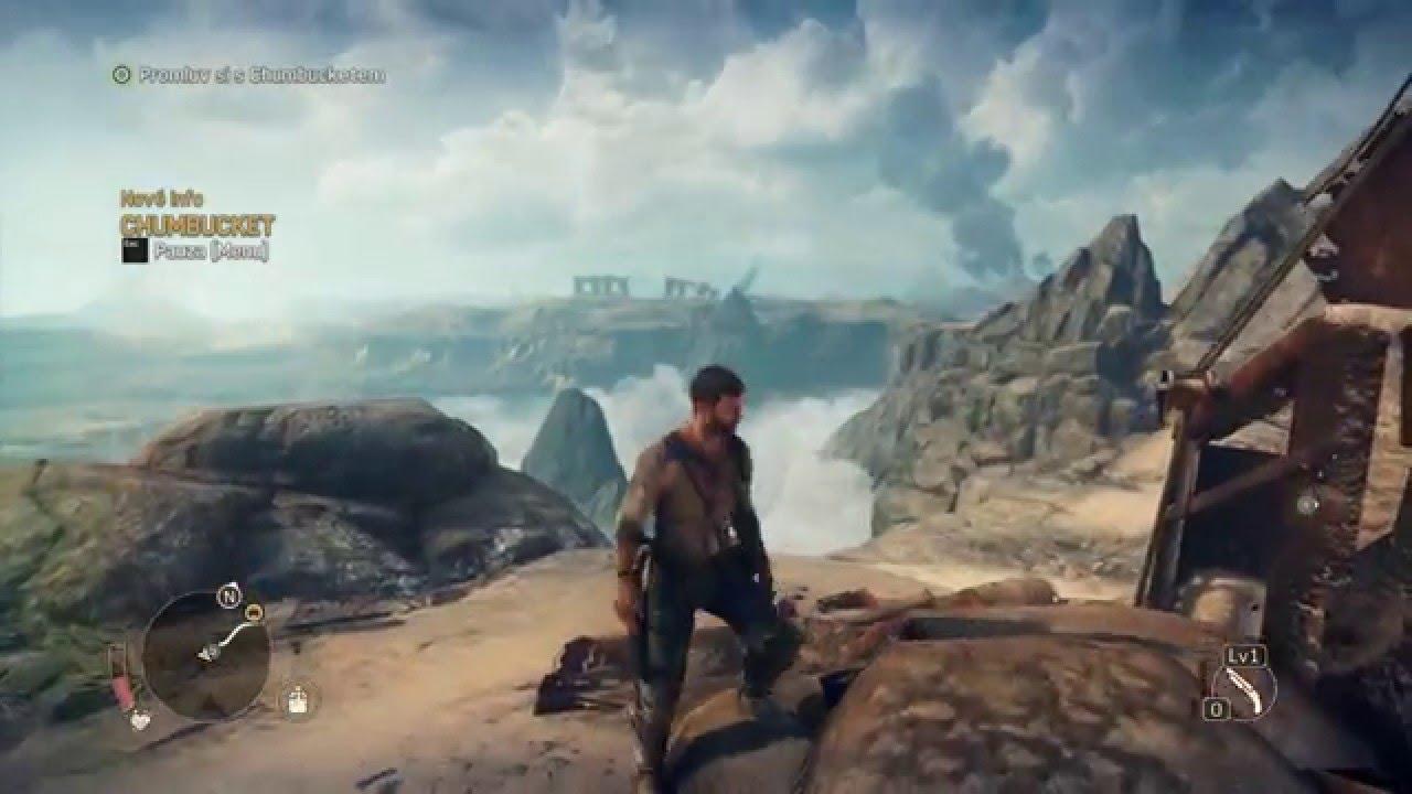 Mad Max –  Walkthrough gameplay 01