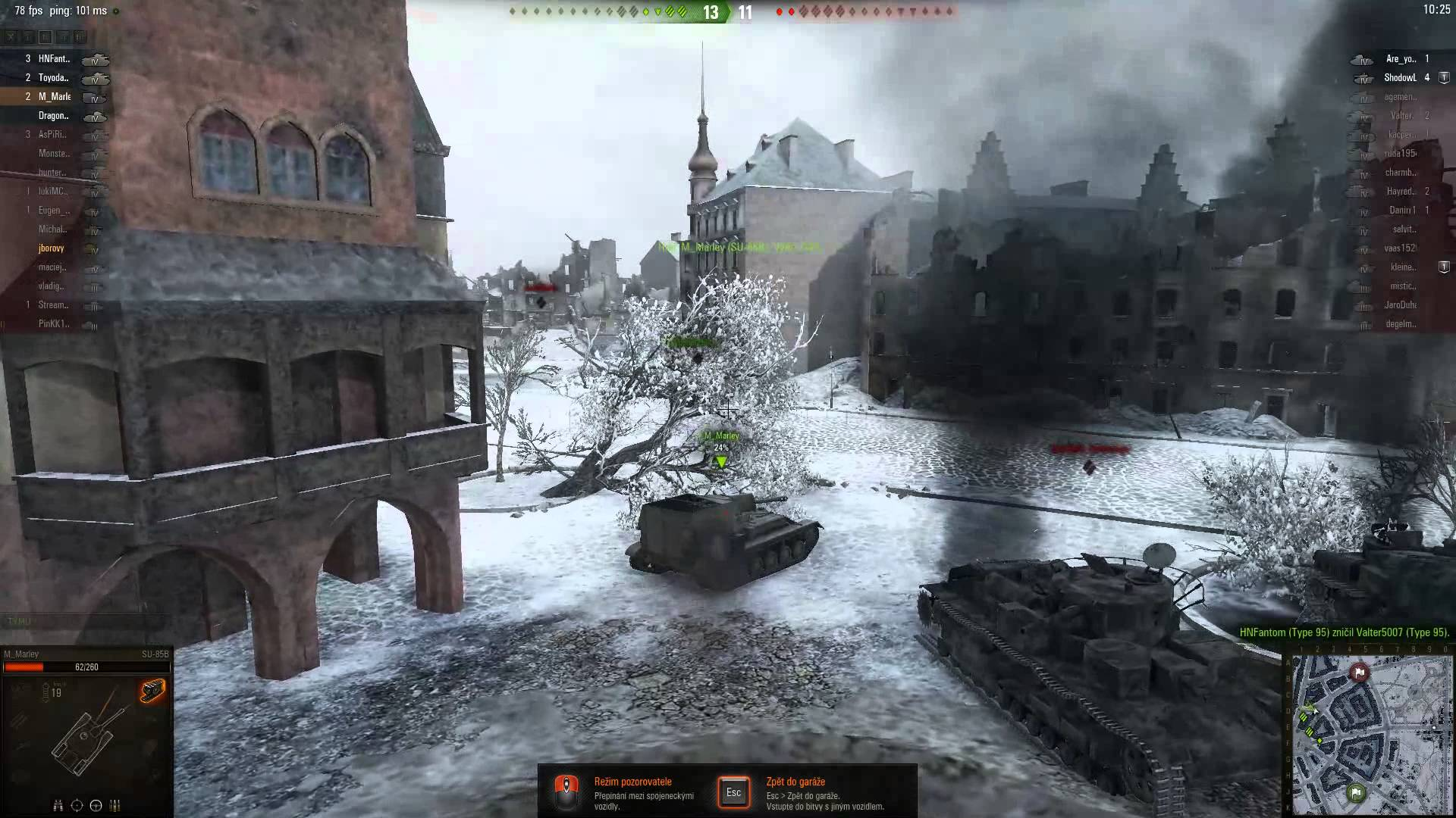 World of Tanks 27