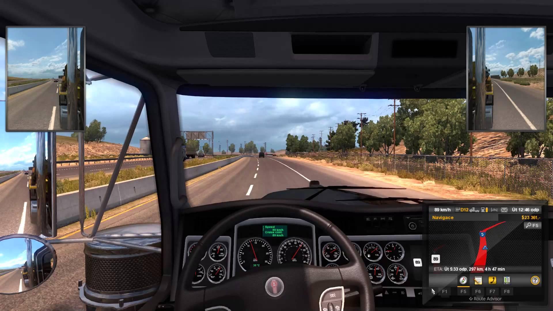 American Truck Simulator – #24