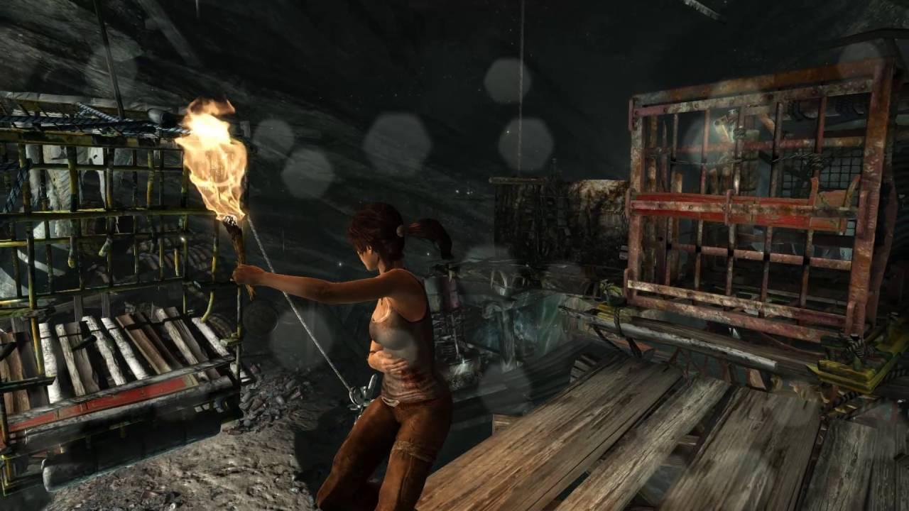 Tomb Raider (cz) – průchod hrou – #01