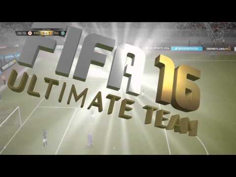 Fifa 16 – Můj gól týdne! (Ultimate Team™) – 01