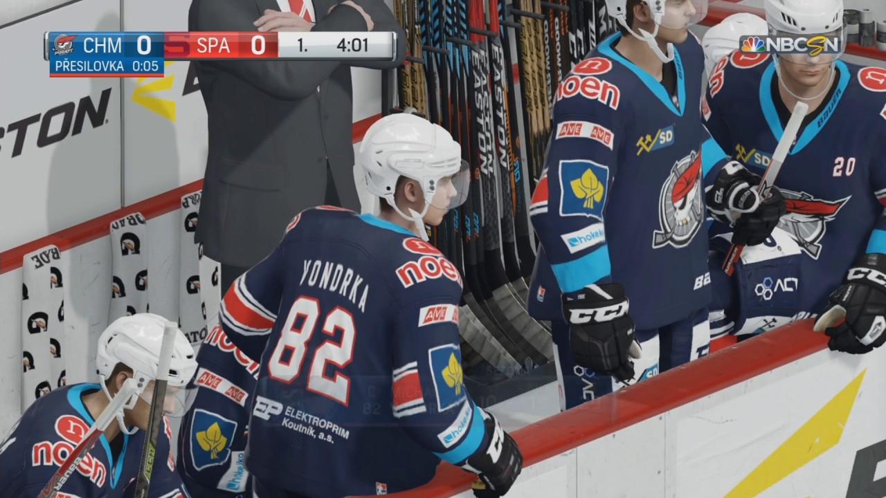 HC Sparta Praha:Piráti Chomutov