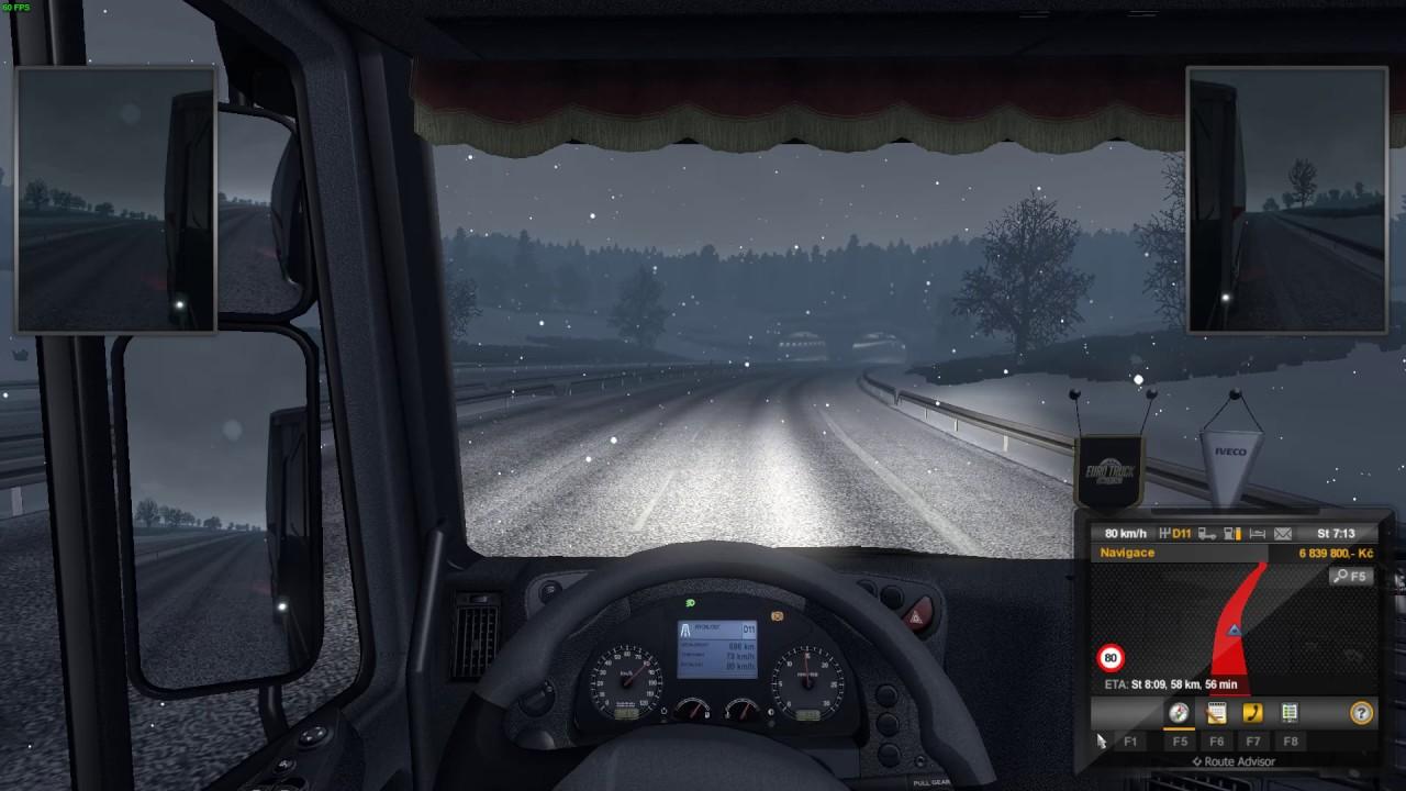 Euro Truck Simulator 2  – Multiplayer – Dresden – Berlin