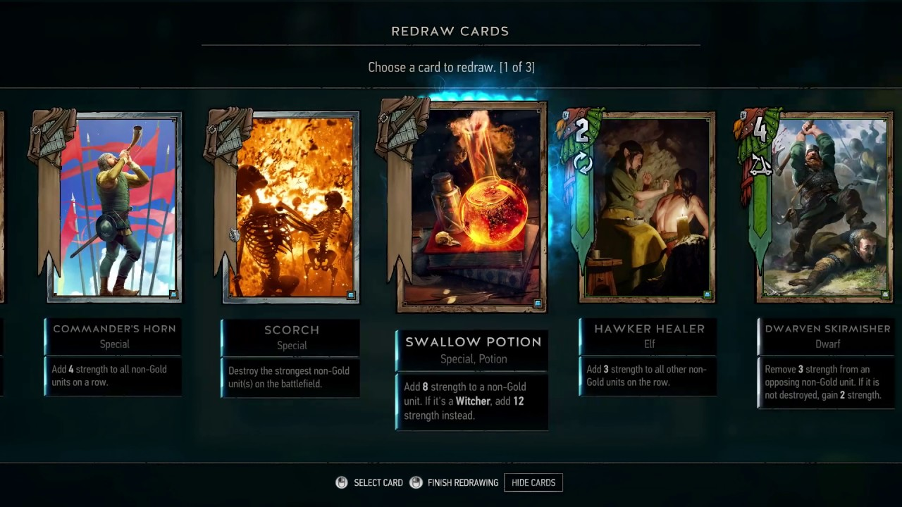 GWENT: The Witcher Card Game – Closed Beta #03