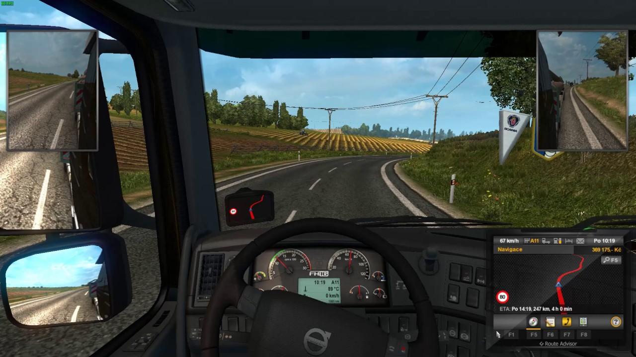 Euro Truck Simulator 2 –  1.27