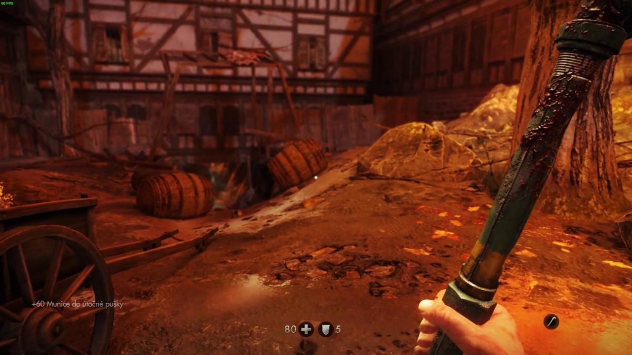 Wolfenstein: The Old Blood (cz) – 09