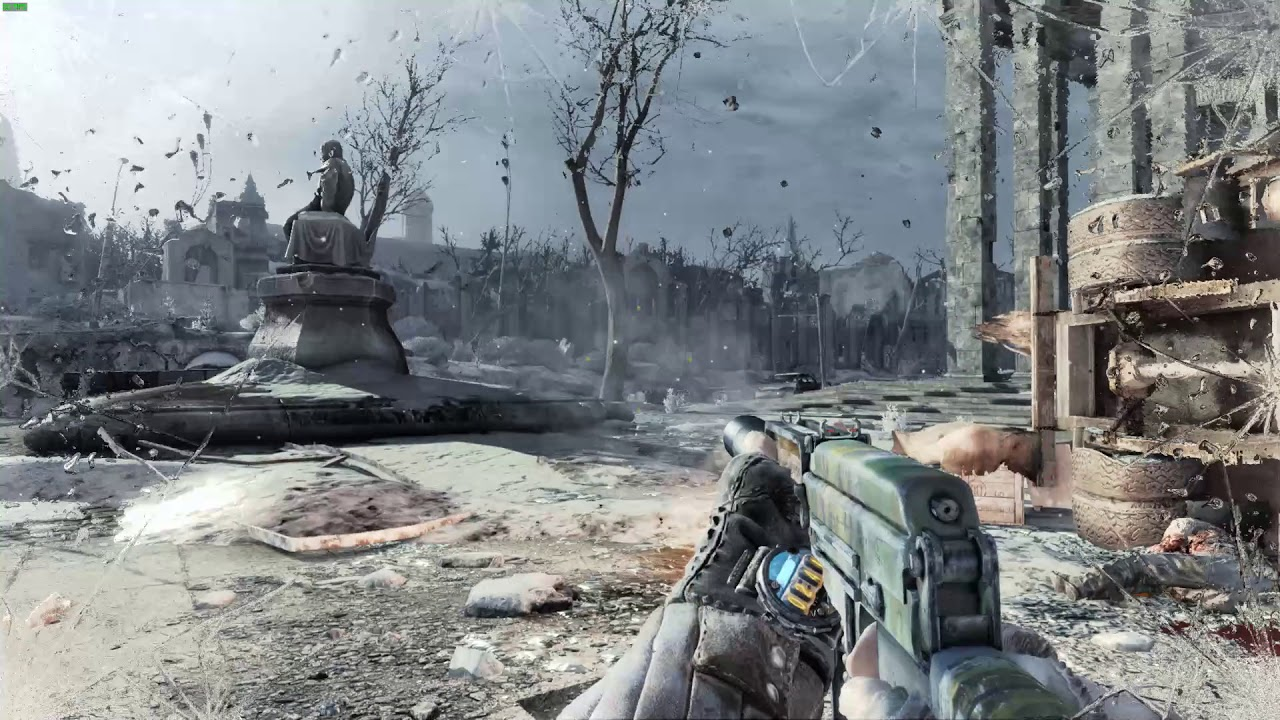 Metro 2033 – redux – Walkthrough gameplay 12