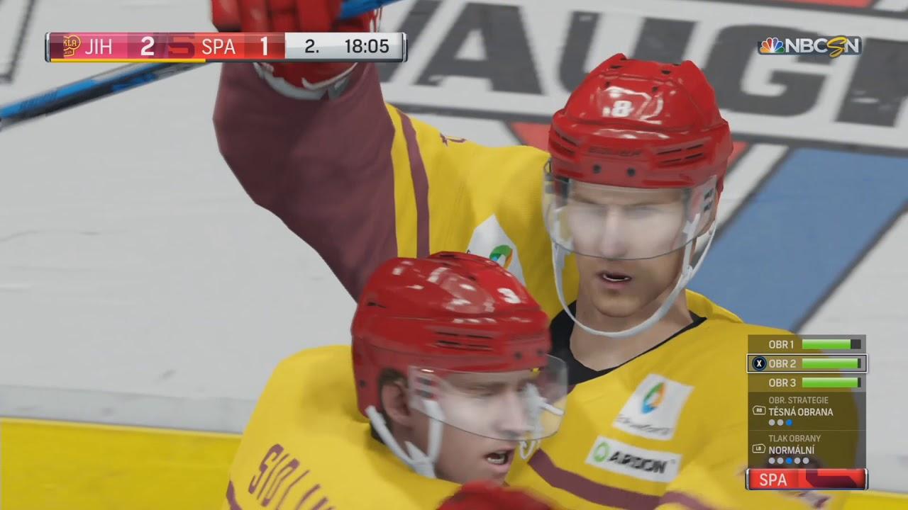 HC Sparta Praha – HC Dukla Jihlava