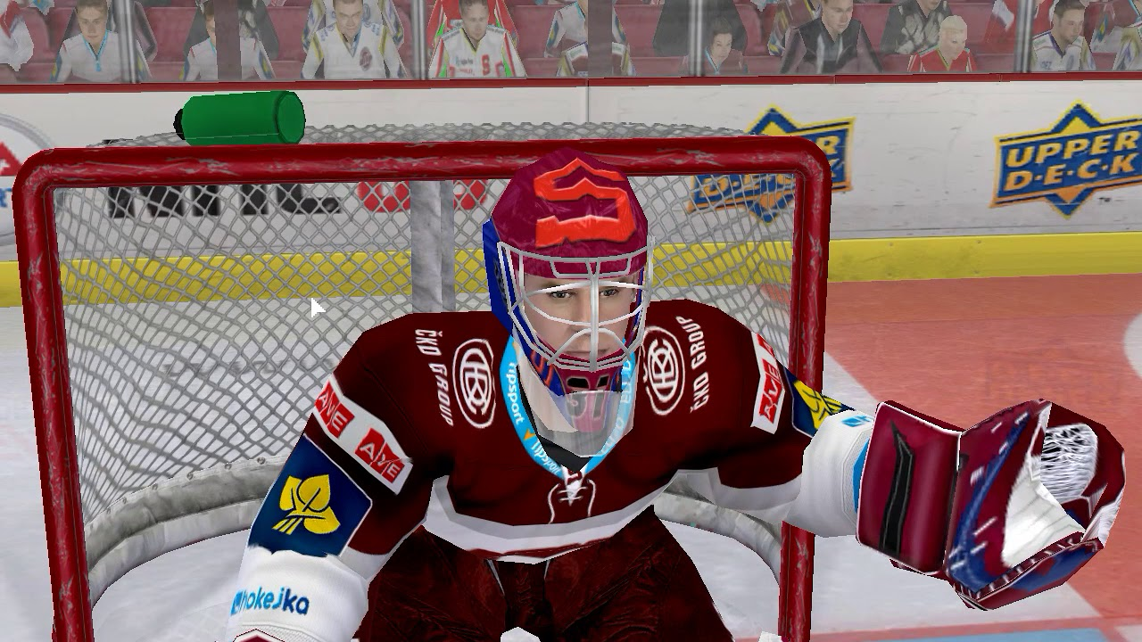 Adam Wolf  – HC Sparta – NHL 09