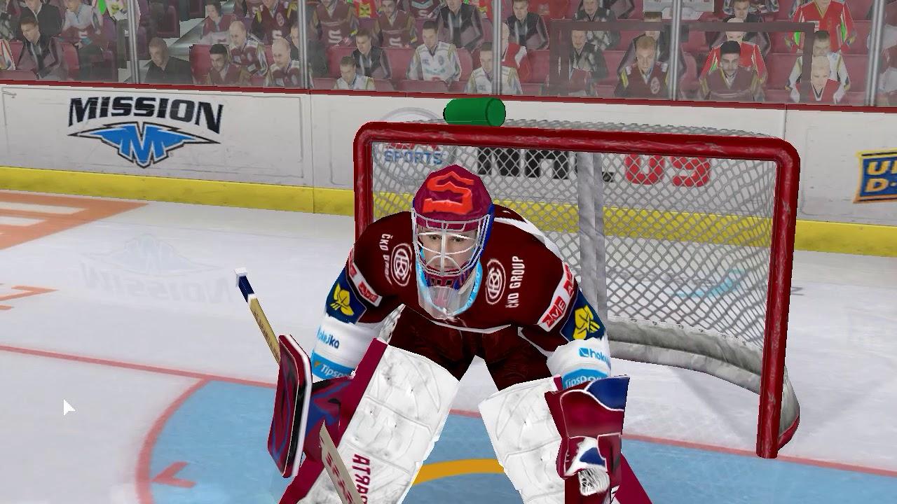 David Honzík – HC Sparta – NHL 09