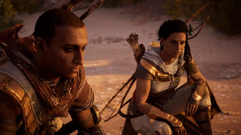 Assassin's Creed Origins – Poslední Medžaj