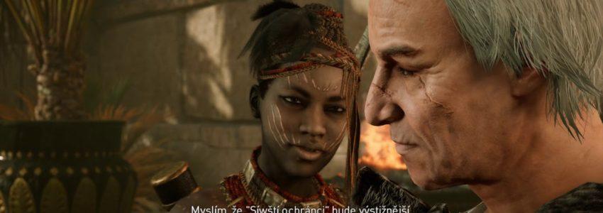 Assassin's Creed  Origins – Krokodylovi čelisti 1/2