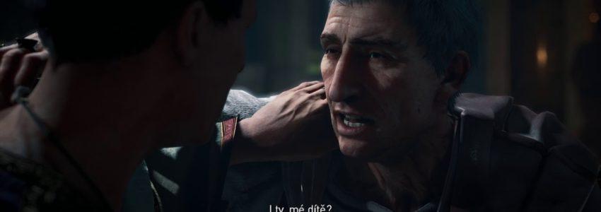 Assassin's Creed Origins – Pád jedné říše, vzestup nové – 2