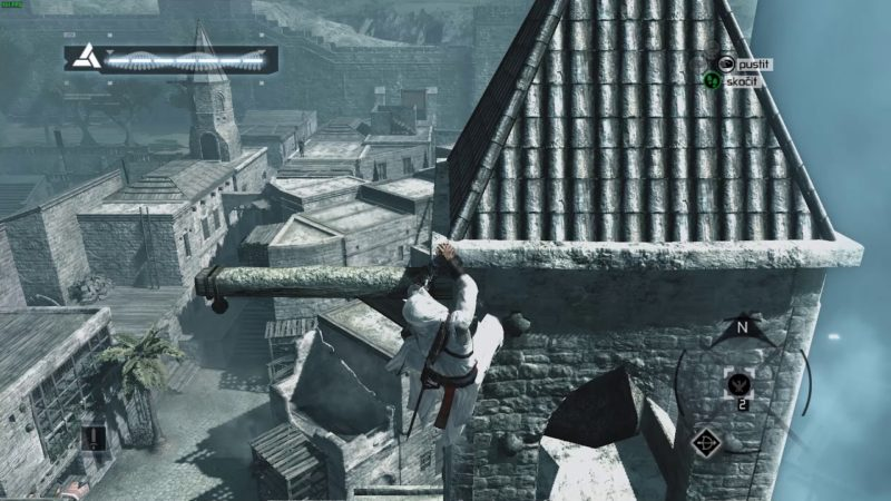 Assassin's Creed CZ – #09