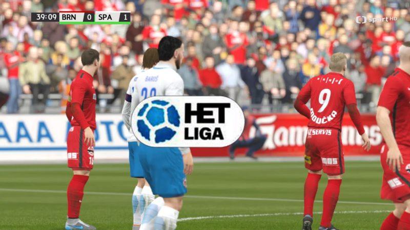 Česká liga do hry Fifa 16 – 24. zápas