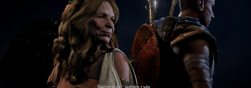 Assassin's Creed  Origins – Krokodylovi čelisti 2/2