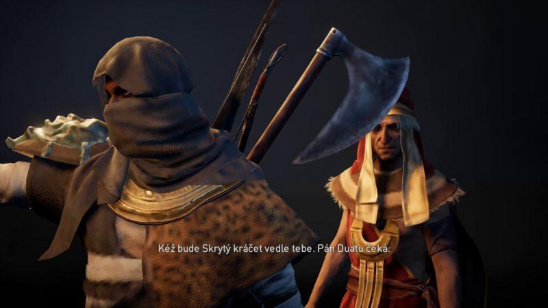 Assassin's Creed Origins – #11