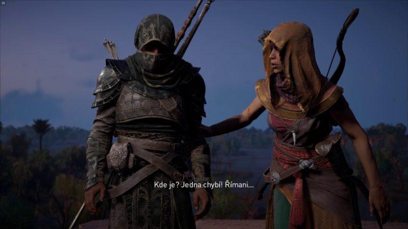 Assassin's Creed Origins – Shledání
