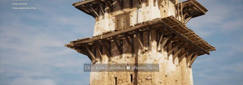 Assassin's Creed  Origins – Ze života gabiniani