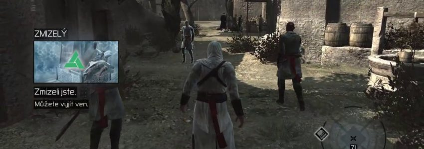 Assassin's Creed CZ – #03
