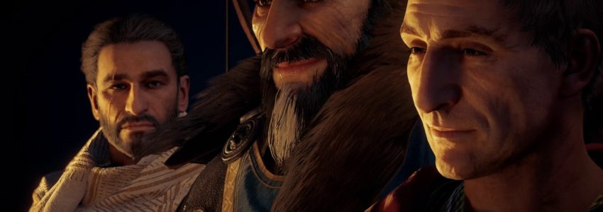 Assassin's Creed  Origins – Bitva o Nil