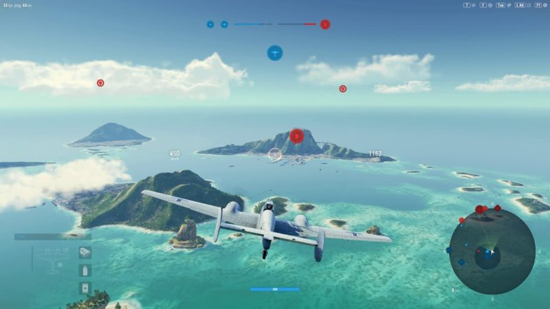 World Of Warplanes ver.  2.0