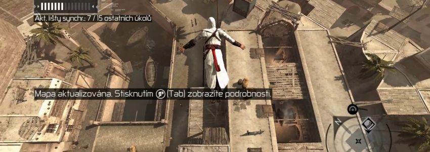 Assassin's Creed CZ – #06