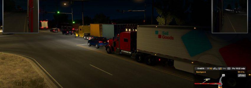 American Truck Simulator: Nové Mexiko – 02