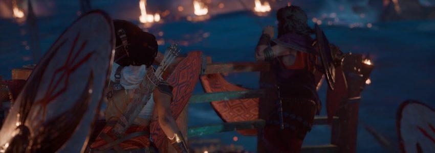 Assassin's Creed Origins – Pád jedné říše, vzestup nové – 1