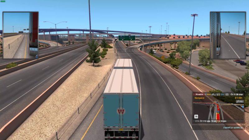 American Truck Simulator: Nové Mexiko – 06