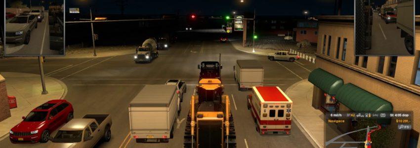 American Truck Simulator: Nové Mexiko – 04