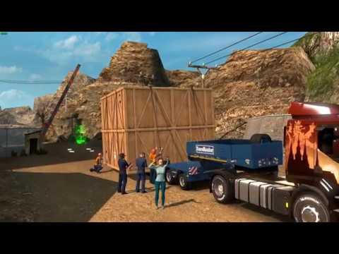 Euro Truck Simulator 2 – Special Transport – 01