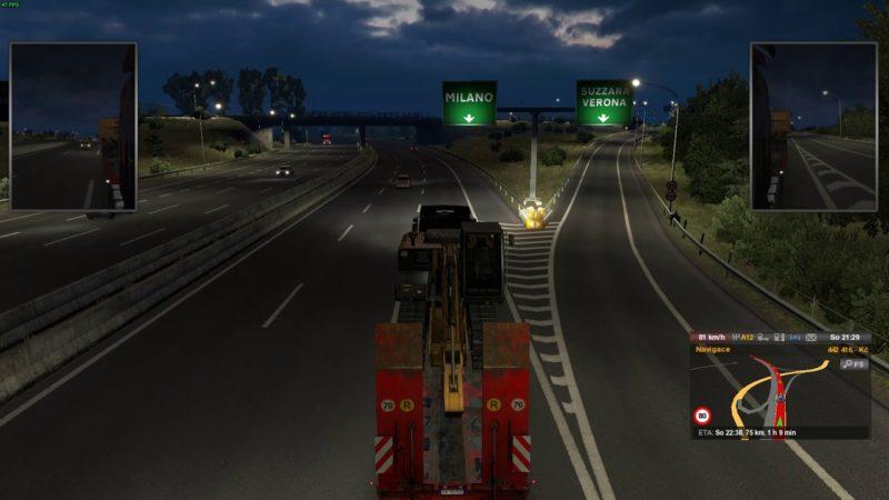 Euro Truck Simulator 2 – Italia – 02