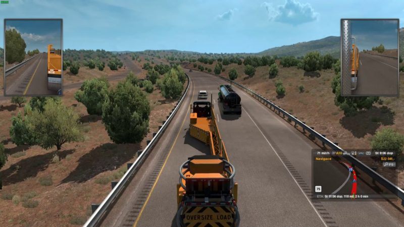American Truck Simulator: Nové Mexiko – 05