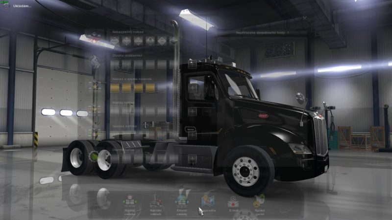 American Truck Simulator: Nové Mexiko – 07