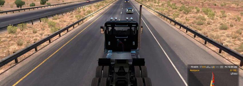American Truck Simulator: Nové Mexiko – 10