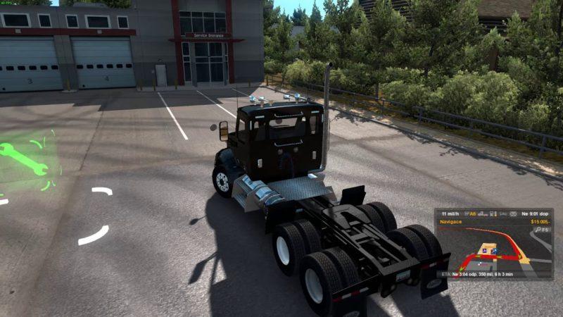 American Truck Simulator: Nové Mexiko – 09